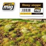 AMMO of Mig Jimenez 8350 STONY STEPPE (230x130mm)