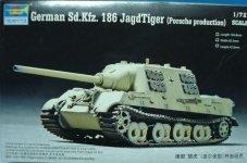 Trumpeter 07273 Jagdtiger (P) (1:72)