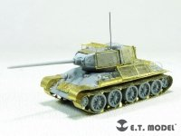 E.T. Model E72-038 WWII Soviet Bedspring Armor for T-34/85,JS-2 1/72
