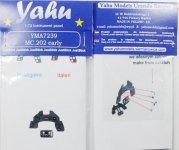 Yahu YMA7239 MC.202 early (Italeri / Hasegawa) 1:72