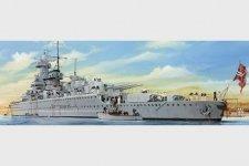 Trumpeter 05316 German Pocket Battleship Admiral Graf Spee (1:350)