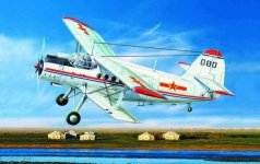 Trumpeter 01602 Antonow An-2 Colt (1:72)