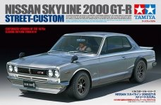 Tamiya 24335 Nissan Skyline 2000GT-R Street (1:24)
