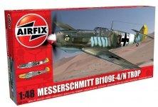 Airfix 05122A Messerschmitt Bf109E-4/N Tropical (1:48)
