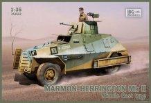 IBG 35022 Marmon-Herrington Mk.II Middle East type 1:35