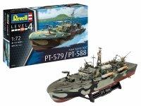 Revell 05165 Patrol Torpedo Boat PT-588/PT-57 1/72