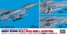 Hasegawa X72-12 US Aircraft weapons VII (1:72)