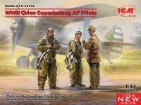 ICM 32115 WWII China Guomindang AF Pilots 1/32