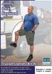 Master Box 24043 Truckers Series: Jimmy Tex Haywood (1:24)
