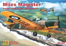 RS Models 92236 Miles Magister 1/72