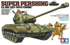 Tamiya 35319 T26E4 Super Pershing (1:35)