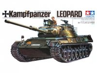 Tamiya 35064 West German Leopard Medium Tank (1:35)