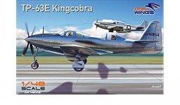 Dora Wings 48003 Bell TP-63E Kingcobra (Two seat) 1/48