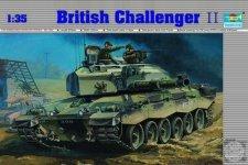 Trumpeter 00308 British Challenger (1:35)