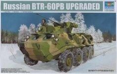 Trumpeter 01545 BTR-60PB UPGRADED (1:35)