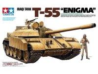 Tamiya 35324 Iraqi Tank T-55 Enigma (1:35)