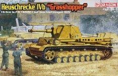 Dragon 6439 Heuschreke IVb Grasshopper (1:35)