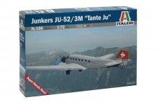 Italeri 0150 Junkers JU-52/3 M Tante Ju (1:72)