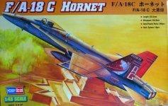 Hobby Boss 80321 F/A-18C HORNET (1:48)