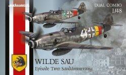 Eduard 11148 WILDE SAU Episode Two: Saudämmerung 1/48