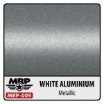 MR. Paint MRP-009 White aluminium 30ml