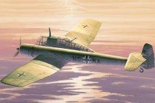 Hobby Boss 81728 Blohm Voss BV-141 (1:48)