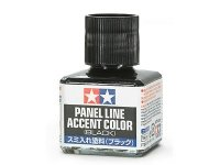 Tamiya 87131 Panel Line Accent Color (Black)