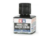 Tamiya 87131 Panel Line Accent Color (Black)