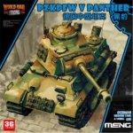 Meng Model WWT-007 German Medium Tank Panther