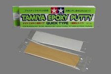Tamiya 87051 Epoxy Putty Quick Dry
