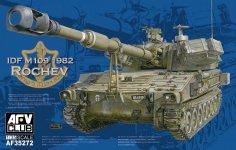 AFV Club 35272 IDF M109 1982 Rochev 1/35