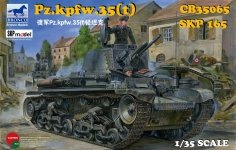 Bronco CB35065 Pz.kpfw.35(t) (1:35)