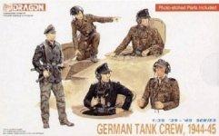 Dragon 6014 German tank Crew 1944-45 (1:35)