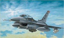 Italeri 0188 F-16 C/D NIGHT FALCON (1:72)