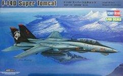 Hobby Boss 80368 F-14D Super Tomcat (1:48)
