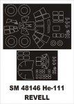 Montex SM48146 He-111 REVELL