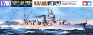 Tamiya 31314 Japanese Light Cruiser Agano 1/700