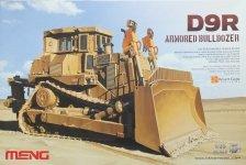 Meng Model SS-002 D9R Doobi Armored Bulldozer (1:35)