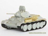 E.T. Model E72-005 WWII Soviet T-34/76 Mod.1941 For DRAGON Kit 1/72