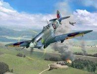 Revell 03927 Supermarine Spitfire Mk.IXc (1:32)