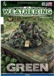 AMMO of Mig Jimenez 4528 The Weathering Magazine vol.28 Green (English Version)
