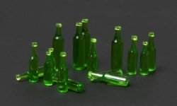 Meng Model SPS-011 BEER BOTTLES FOR VEHICLE DIORAMA (1:35)
