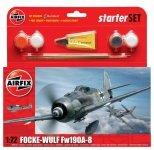 Airfix 55110 Focke Wulf 190A-8 Zestaw modelarski