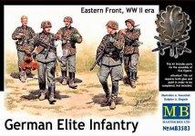 Master Box 3583 German Elite Infantry Eastern Front 1941-1945 (1:35)