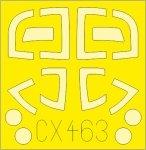Eduard CX463 Jet Provost T.3 / T.3a  AIRFIX 1/72