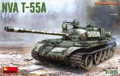MiniArt 37083 NVA T-55A 1/35