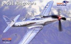 Dora Wings 48004 Bell P-63E-1-BE Kingcobra 1/48