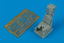 Aires 4419 M.B. Mk-12/A ejection seat (British Harriers) 1/48 Other
