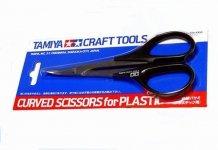 Tamiya 74005 Curved Scissors