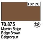 Vallejo 70875 Beige Brown (135)